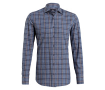 Flanellhemd Slim-Fit