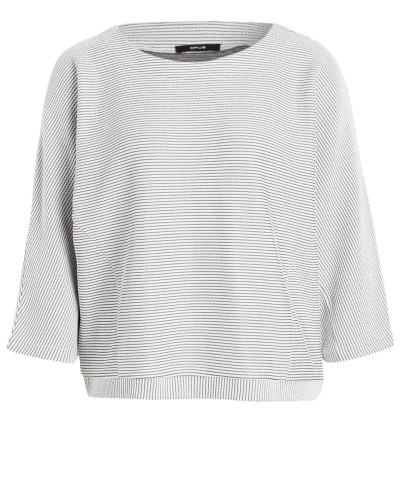 Pullover GEMILA - ecru/ schwarz