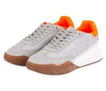 Plateau-Sneaker LOOP - HELLGRAU