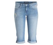 3/4-Jeans MARINA - blau