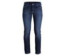 Jeans CICI - dark used blue