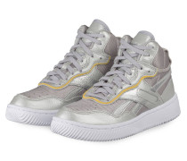 Hightop-Sneaker DUAL COURT MID II - SILBER