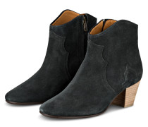 Ankle Boots DICKER - DUNKELGRAU