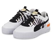 Sneaker CALI - WEISS/ SCHWARZ
