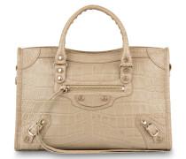 Handtasche CLASSIC CITY EDGE - mocca