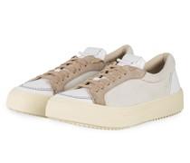 Sneaker V1 - CREME/ BEIGE/ WEISS