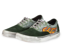 Sneaker - dunkelgrün