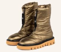 Plateau-Boots AKI TUBO - KHAKI