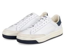 Sneaker ROD LAVER - WEISS/ DUNKELBLAU