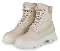 Plateau-Boots SAHARA 10 - CREME