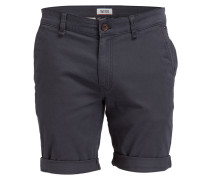 Shorts FREDDY Straight-Fit - grau