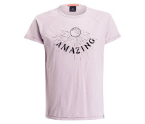 T-Shirt - helllila