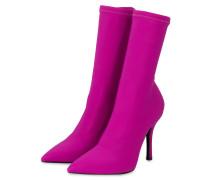 Stiefeletten - violett
