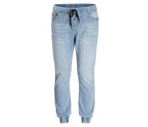 Jeans im Jogging-Stil Comfort-Fit