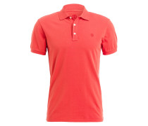 Piqué-Poloshirt PHIL - orangerot