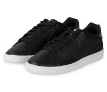 Sneaker COURT ROYALE - schwarz/ silber