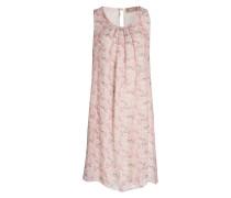 Kleid - hellrosa/ pink/ grau