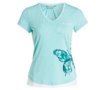 T-Shirt SKOMER - blau
