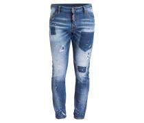 Jeans SEXY TWIST Skinny-Fit - 470 navy