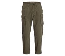 Cargohose BUFFALO Crotch-Fit - oliv