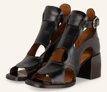 Sandaletten - 001 BLACK