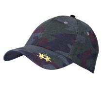 Cap - navy/ mauve/ oliv