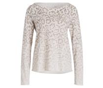Sweatshirt - ecru/ beige