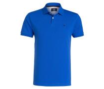 Piqué-Poloshirt Tailored-Fit