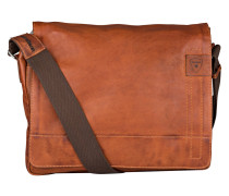 Messenger-Bag UPMINSTER - cognac