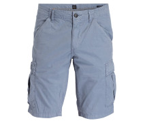 Cargo-Shorts SEBAS - hellblau
