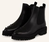 Chelsea-Boots AMANDA - SCHWARZ
