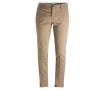 Chino GAUBERT Slim-Fit - beige