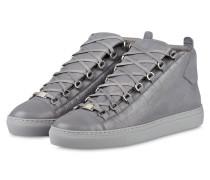 Hightop-Sneaker - grau