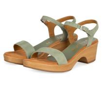 Sandaletten RITA - HELLGRÜN
