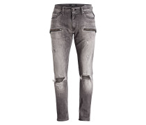 Destroyed-Jeans JONDRILL Slim-Fit
