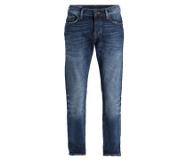 Jeans NEW ROCCO Tapered-Fit - blau