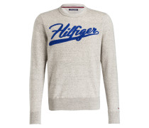 Sweatshirt IGGY - grau meliert