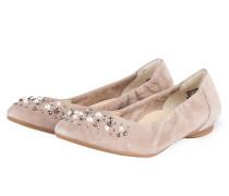 Ballerinas - beige