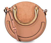 Schultertasche SMALL PIXIE - nougat