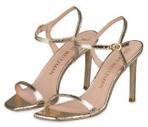 Sandaletten ALONZA 95 - PLATIN