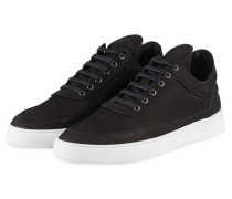 Sneaker PLAIN LANE - SCHWARZ