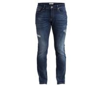 Destroyed-Jeans SLIM SCANTON Slim-Fit