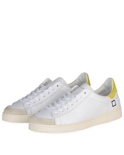 Sneaker TWIST CALF - WEISS