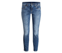 7/8-Jeans LOVE - blue used