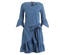 Jeanskleid - blau