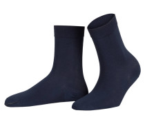 Strümpfe COTTON SOCK - navy