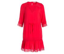 Kleid RONSARD - rot