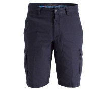 Cargo-Bermudas BRAZIL Regular-Fit - blau