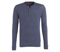 Henley-Shirt BAXTER - navy