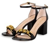 Sandaletten AMELINA - SCHWARZ